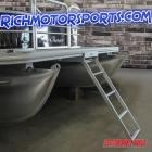 Extreme Max 4 Step UnderMount Pontoon Ladder