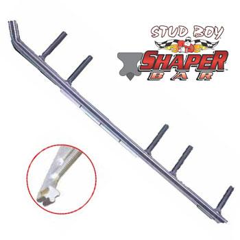 "STUD BOY SHAPER BARS 9/"" POL-S1225-90"